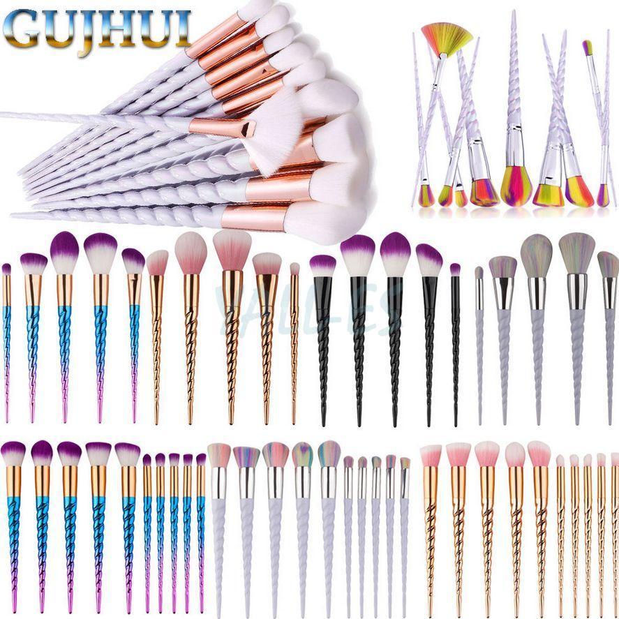 flat eyeliner brush how to use