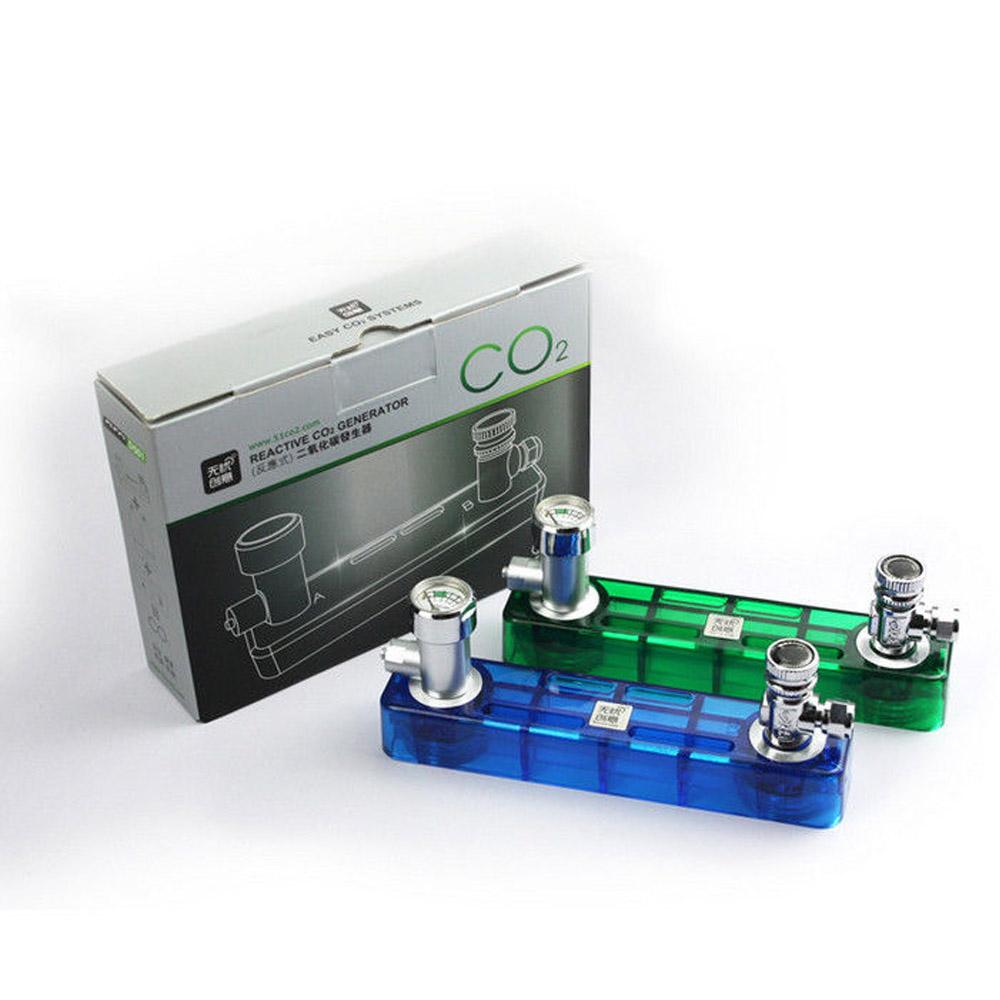 Diy co2 generator d501 kit planted aquarium valve pressure for Aquarium co2