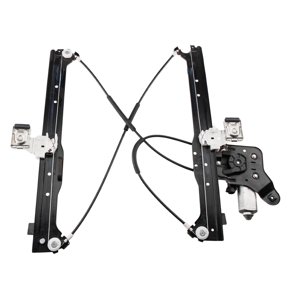 Details about Rear Right Passenger Side Window Regulator With Motor for  00-07 Chevy Silverado
