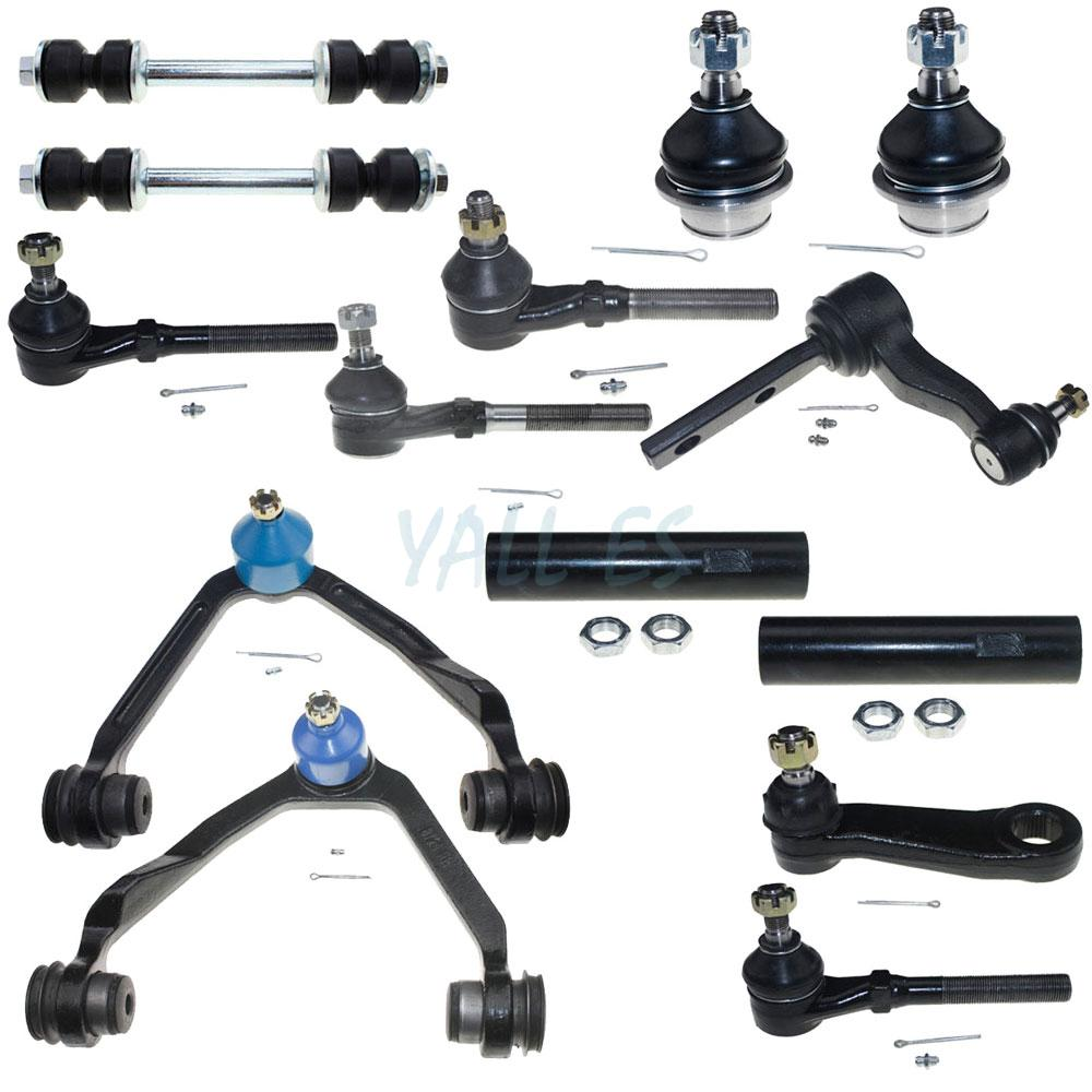 Details about New 14Pc Front Complete Suspension Kit For 97-03 Ford F-150  F-250 Expedition 4WD