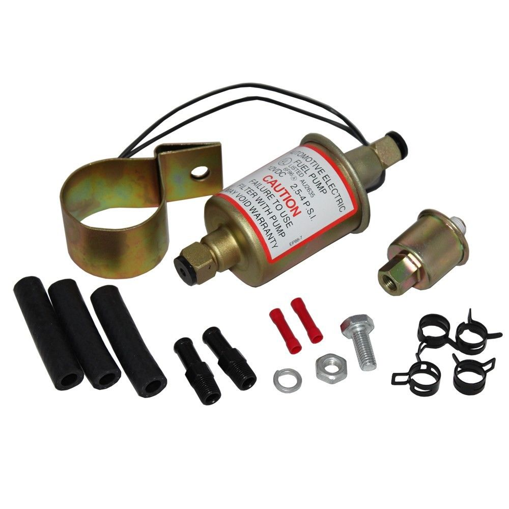 Electronic Fuel Pump E8016S For Subaru Dodge Ford Mazda