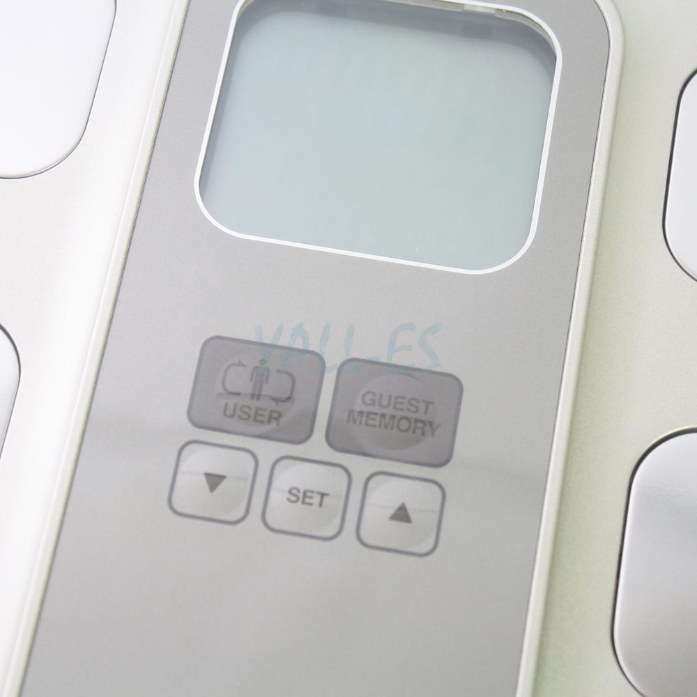 omron fat loss monitor instructions